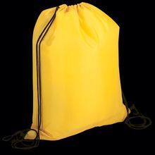 Promotional drawstring bag backpack