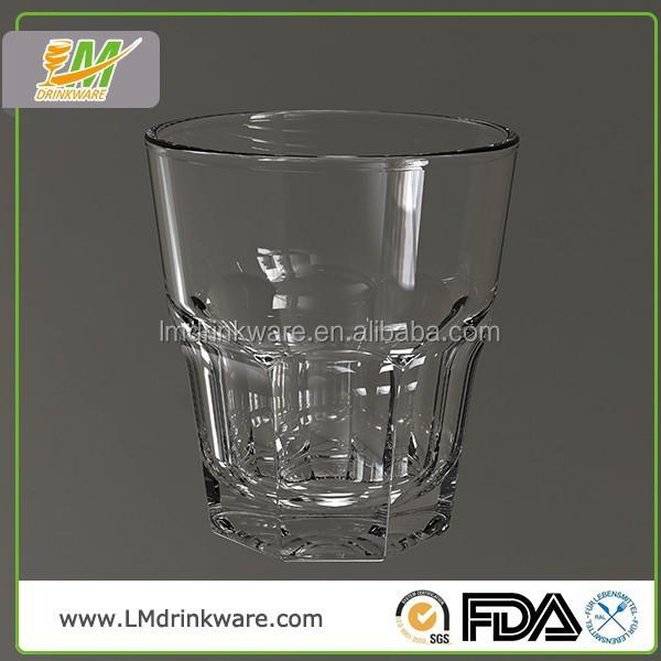 Customized Good Quality Pc Transparent 175ml Wholesale