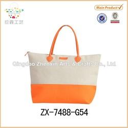 Canvas &Cotton Jute Tote bag Fashion Cotton Fabric Tote Bags