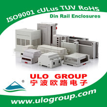 OEM Exported Wall Mounting Plastic Din Rail Enclosure Manufacturer & Supplier - ULO Group