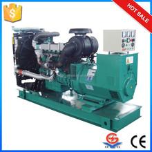 popular volvo 120kw diesel generator, open type
