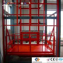 high quality stationary warehouse cargo lifting platform