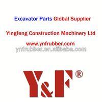 volvo used excavator parts