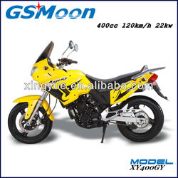 Powerful china 400cc EEC EPA sport motorcycle