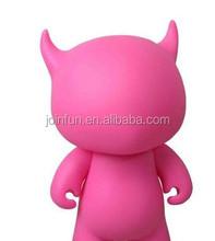 diy pink blank vinyl toy,diy animal vinyl toy,diy educational vinyl toy for kids