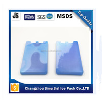 Blue ice pack Tote and Mat