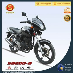 Classic Street Bike Excellent Performance Street Bike Motorcycle Hot Seller SD200-B