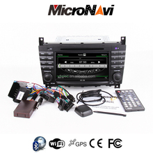 2 Din Car DVD Player forr MERCEDES BENZ C Class W203 2004-2007 / CLC W203 2008-2010 / G-Class W467 2005-2007 car radio