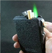 Free shipping!! Wholesale----Electronic USB Cigar Cigarette Lighter, Rechargeable Flameless