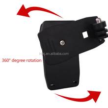 Sports camera Accessories 360 Degree Rotation Quick Release Backpack Hat Clip Clamp Mount for GoPro hero 2 3 3+ 4