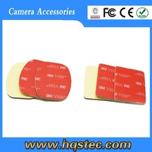 GP14 3M Sticker For Gopros 4/3+ 3/2/1 (3pcs for Flat, 3pcs for Arc Mount)