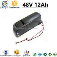 Good Quality Dolphin Electric Bike battery Samsung Cell with BMS 2.0 Charger 4P13S Cell