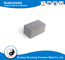 OEM various size raw material tungsten carbide plates and block
