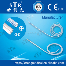 CE Certification Medical Product Silicone Drainage Tube