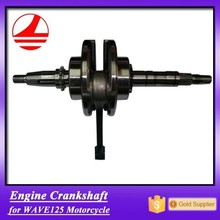crankshaft for wave 125 motorcycle crankshaft cg 200 crankshaft wave125