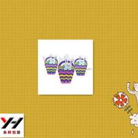 fashionable yonghua basket-shape paper handbag