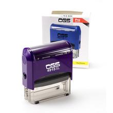 2015 Hot sale CGS 4915 dry seal stamp &Trodat self-inking stamp