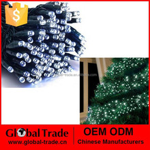 Multi Action LED Cluster Christmas Lights Lighting Tree Outdoor & Indoor G0048