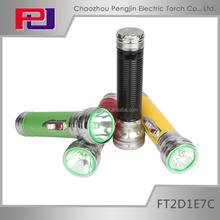 FT2D1E7C High power manufacturer led flashlight torch light
