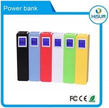 Hot Perfume 2600mAh Power Bank, 2600mAh Mobile Power Bank 18650