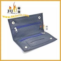 TOP-61014 Yiwu Jiju Hand Rolling PU Tobacco Pouch