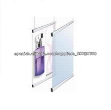 De aluminio cartel de la abrazadera/de suspensión