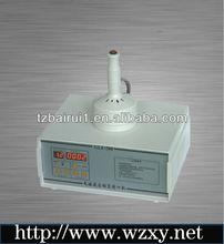máquina manual del lacre de la inducción
