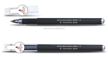 New Arrival New Design China Factory Direct Sale Eco Round clip Pen /Shenzhen Factory Direct Sale/Gel ink pen YB-200