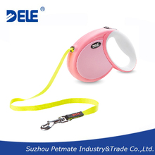 2015 new pet dog products small size PRO retractable dog leash 3m 9.8ft for dogs up to 33lbs