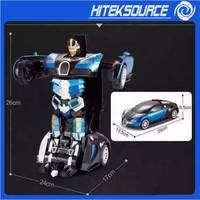 Wonderful child toy trans robot toy car, car transform robot toy