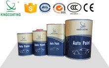 China Auto Paint Supplies 2k solid color
