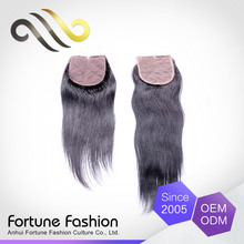 Exquisite Elegant Top Quality Price Cutting Lace Indian Unprocessed Toupee Silk Injected Closure Closures