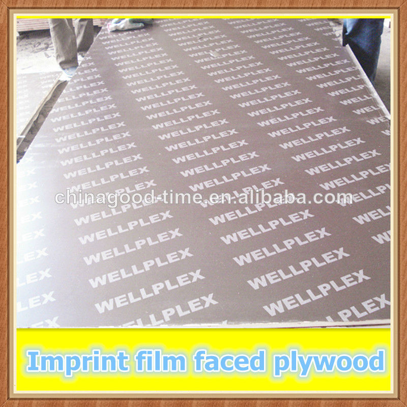 18mm ext rieur film face contreplaqu for Contre plaque exterieur