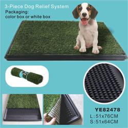 Indoor Environmental Artificial Grass Dog Toilet Training