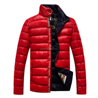 Latest man down jacket winter jacket for motorcycle 150212014