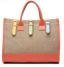 Fashion wholesale business lady tote bag