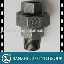 M F Union flat seat Banded M I pipe fittings