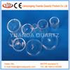 quartz crucible supplier with competitive price for melting platinum