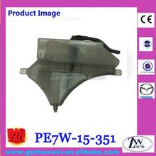 Mazda CX5 Original Parts Auxiliary Radiator Plastic Water Reservoir Tank PE7W-15-351
