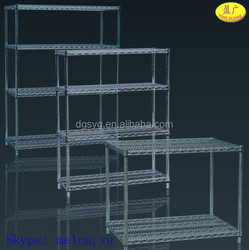 2015 Hot Selling Chrome Wire Shelving & Chrome Wire Rack-12 years professional manufacturer&Very Competitive Price