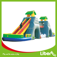 Newest and High Quality Inflatable Castle Inflatable Bouncy For Kids Pay