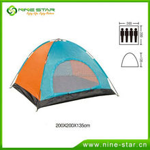 Professional Factory Supply OEM Design 3 person canvas camping tent wholesale