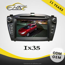 For Hyundai IX35 Car DVD Player With GPS Bluetooth Hand Free Call