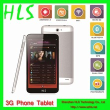 Hot sale android mobile phone tablet pc wifi gps 6.95inch 3g tablet pc with dual sim card