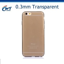 for iphone case clear tpu with print low MOQ Wholesale from plastic mould factory