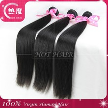 2015 processed silky straight wave brazilian hair cheep hair extension natural straight hair