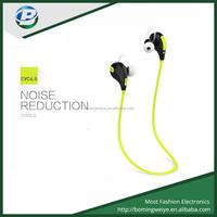 2015 fashion ear plug bluetooth headsett for both ears