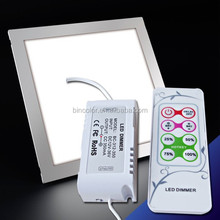 High Quality Mini LED Dimmer constant voltage single color strip wall mounted PWM LED Dimmer