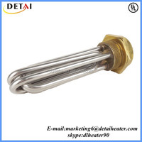 220v stainless steel Water Heater Electric Heating Element With Temperature Control