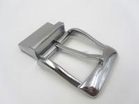2016 New Design High Quality Custom Silver Plating Anti-allergy Belt Buckle